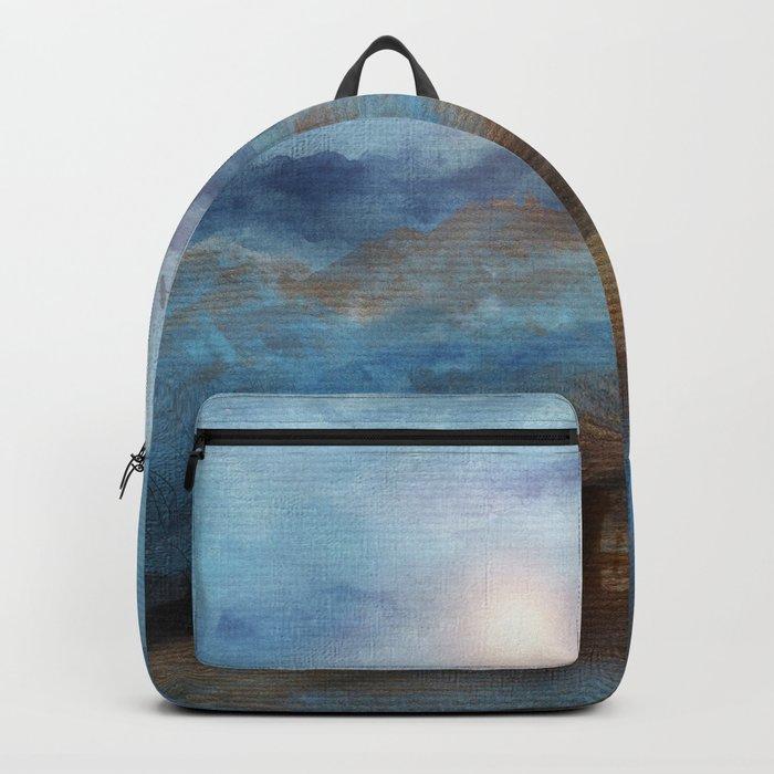 Calling The Sun VI Backpack