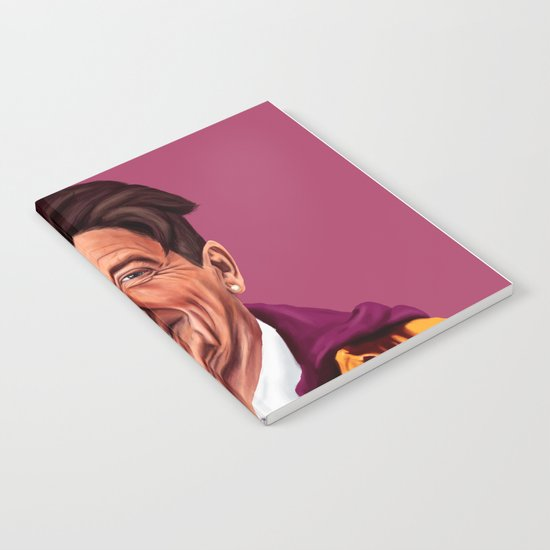 Hipstory - Ronald Reagan Notebook
