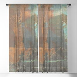 Future's Soldiers 8 Sheer Curtain