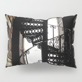 Trinity College Library Spiral Staircase Pillow Sham