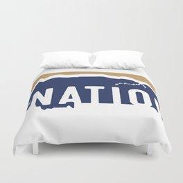 Cat Nation Duvet Cover