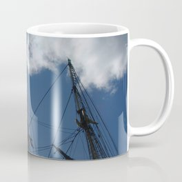 Salem Wooden ship Coffee Mug