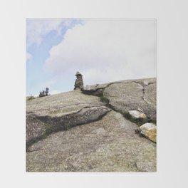 Mountain Carin 3 Throw Blanket