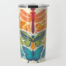 Bugs & Butterflies Travel Mug