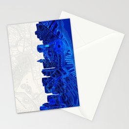 Ye Olde/New Boston Stationery Cards