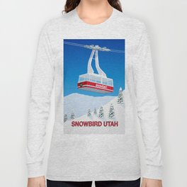 Snowbird Ski Resort Long Sleeve T-shirt