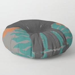 I was not made to be subtle  Floor Pillow
