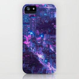 Tokyo 20XX iPhone Case