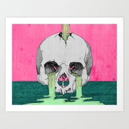 Reverie in Colour Art Print