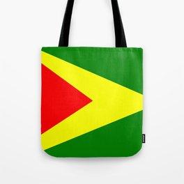 Flag of Guyana Tote Bag
