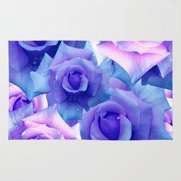 Bouquet de fleur Rug