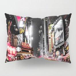 New York City Night II Pillow Sham