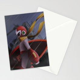 Proto Man - My Boy (Part 1) Stationery Cards