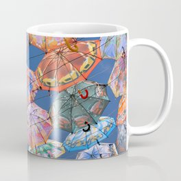 Umbrella Canopy 2 Coffee Mug