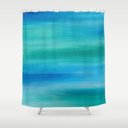 Ocean Series 1 Shower Curtain