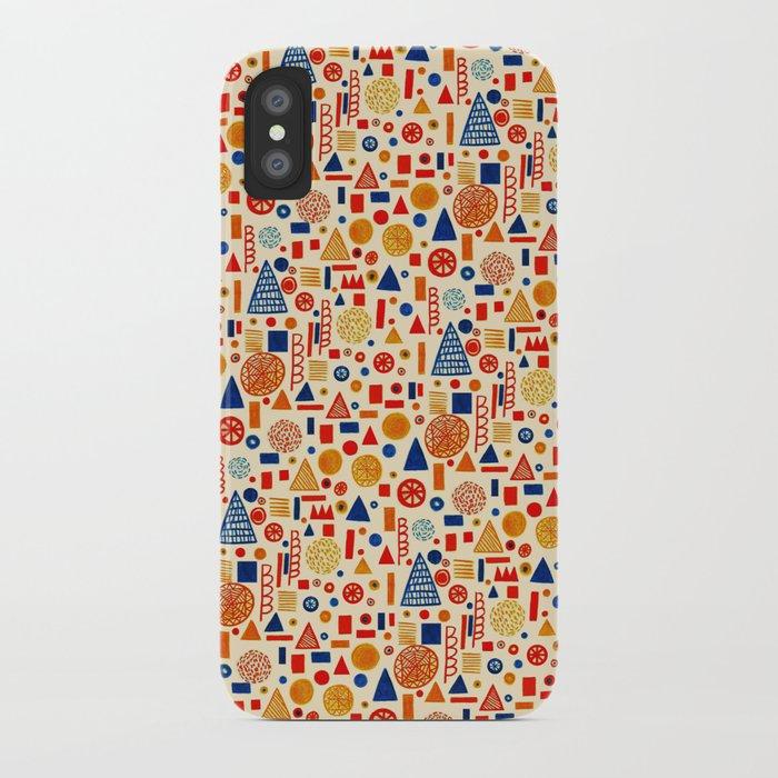 Sunday's Child iPhone Case