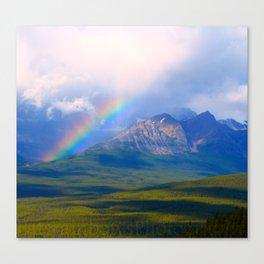 Hidden Rainbow Canvas Print