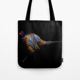 Have a Pheasant day.. Tote Bag