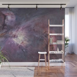 The Orion Nebula Messier 42 diffuse nebula in constellation Orion. Wall Mural