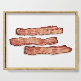 Breakfast & Brunch: Bacon Serving Tray