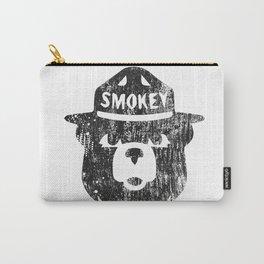 Smokey Bear Distressed Logo Tasche