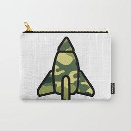 Reggie Rocket Camo Carry-All Pouch