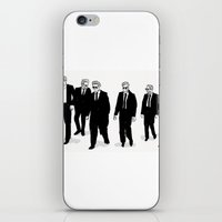 reservoir dogs iPhone & iPod Skins featuring Reservoir Dogs. by AmyLianneMuir