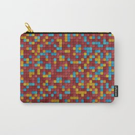 PAPER PIXEL / comic Carry-All Pouch