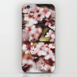 Blooming Blossom Detail iPhone Skin