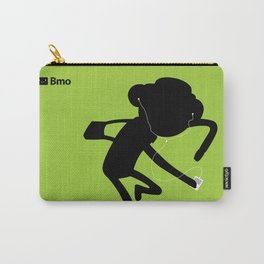 Bmo's Campaign x Party Pat. Carry-All Pouch