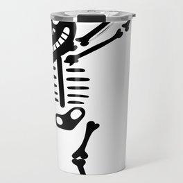 Baby Skeleton Pregnancy Travel Mug