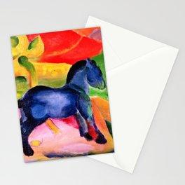 Franz Marc - Little Blue Horse Stationery Cards