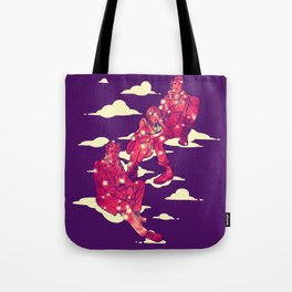 The Inner Space Tote Bag