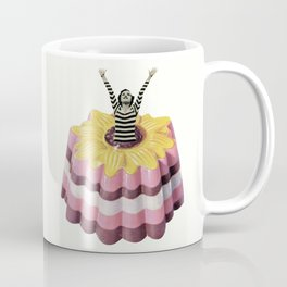 Blancmange Surprise Coffee Mug
