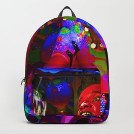 African Knight Backpack