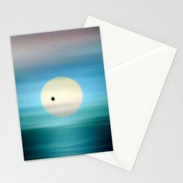 Venus in solar transit. Stationery Cards