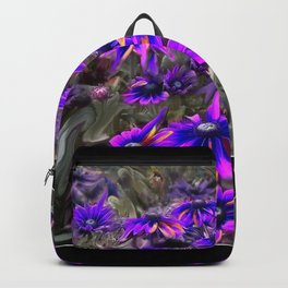 A Rainbow of Daisies Fine Art Poster and Cards Backpack