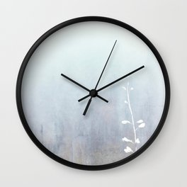 I WILL GROW Wall Clock
