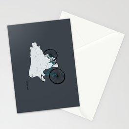 Negative Ghostrider G Stationery Cards