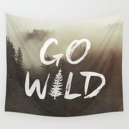 Go Wild Wall Tapestry