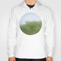 dune Hoodies featuring Dune Grass by A Wandering Soul