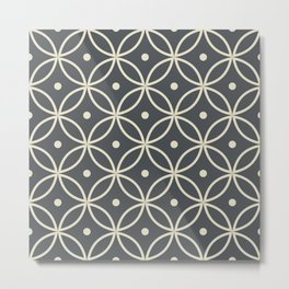 Quantum Lab Metal Print