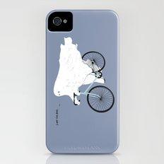 Negative Ghostrider. iPhone (4, 4s) Slim Case