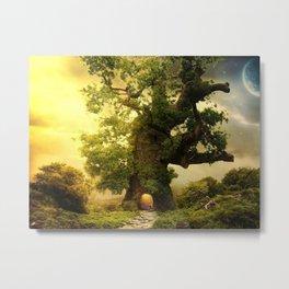 Eternal Tree Metal Print