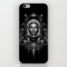 Space Horror 3000 iPhone & iPod Skin