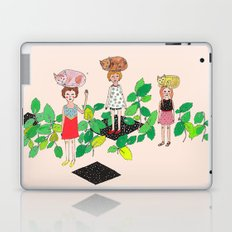 Cat Nip Laptop & iPad Skin