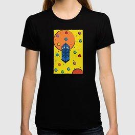Pop Art Tardis T-shirt