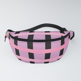 The Pink Line Fanny Pack