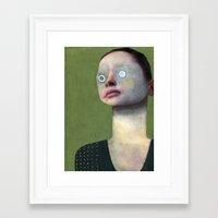 roman Framed Art Prints featuring Roman by Guim Tió