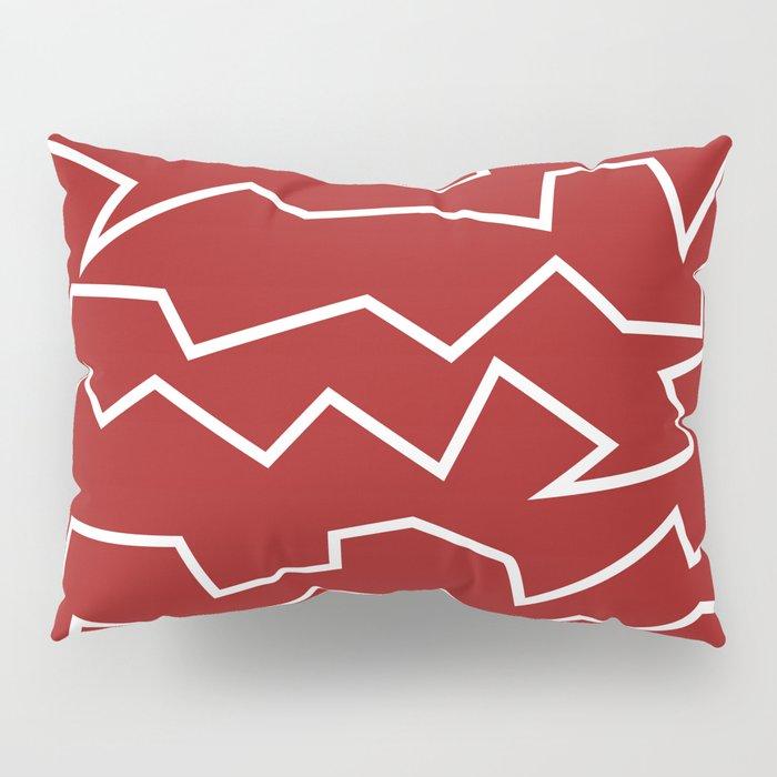 Irregular Pattern Art Print Pillow Sham